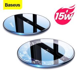 Carregador Wireless Baseus 15w QI | R$75