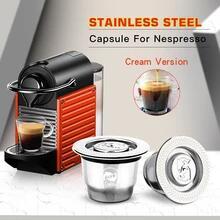 Capsula Reutilizável em Inox para Nespresso ICafilasSVIP | R$44