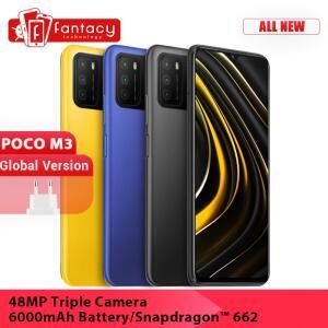 Smartphone Xiaomi Poco M3 4GB/64GB R$762