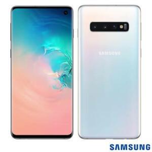 Smartphone Samsung Galaxy S10 128GB | R$2.299