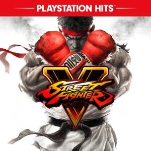 [PS4] Street Fighte V - R$29