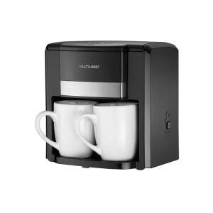 [AME R$77] Cafeteira Dupla Multilaser BE010 2 Xícaras 500W