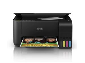 Multifuncional Tanque de Tinta Epson EcoTank L3110 - Impressora, Copiadora, Scanner | R$979