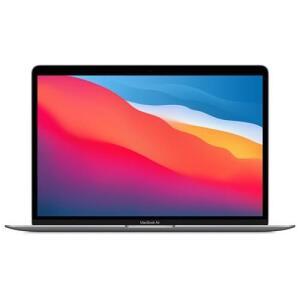 "MacBook Air de 13"" 256GB SSD e M1 da Apple Cinza-espacial | R$9999"