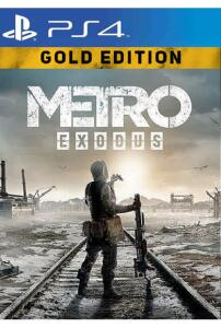 [PS4] Metro Exodus - Gold Edition | R$81
