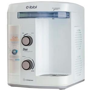 Purificador de Água IBBL Due Immaginare Refrigerado Branco - 110v/220v | R$539