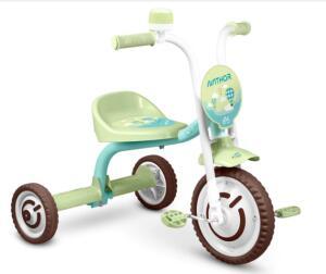 Triciclo Nathor Baby - Verde | R$130