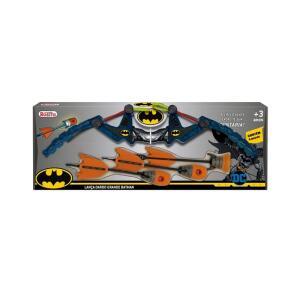 Lançador de Dardo 9513 3 Dardos Rosita Batman   R$66