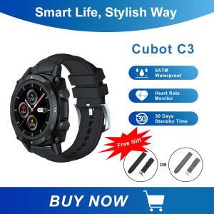 Smartwatch Cubot c3 esporte R$185