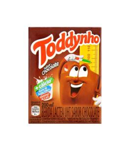 [CLIENTE OURO] Toddynho chocolate - 200ml - R$1,18