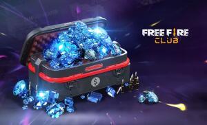 [Free Fire] 90% de Bonus em Diamantes - 1°Compra