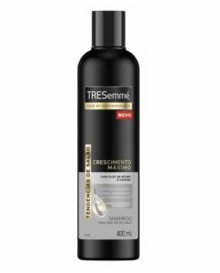 Shampoo TRESemmé Crescimento Máximo com 400ml | leve 3 e pague - R$24