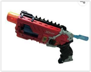 Lançador de Dardos Candide X-Shot Attack Dino Striker | R$ 62