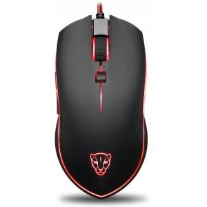 Mouse Gamer Motospeed V60 7 Botões 5000 DPI RGB, White R$70