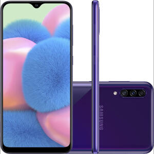 Smartphone Samsung Galaxy A30s 64GB Dual Chip | R$1.104