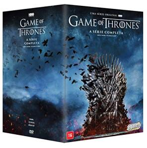 Game of Thrones - a Série Completa [DVD] | R$ 239