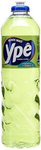 Lava Louças Capim Limão 500Ml, Ypê, Verde | R$1,89