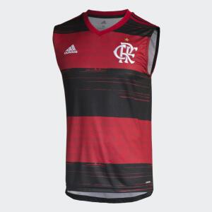 Camisa Sem Manga Flamengo | R$130