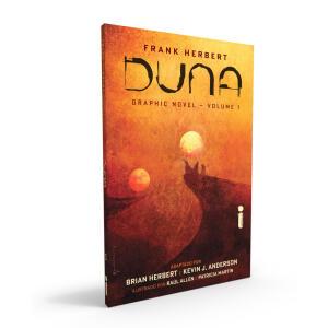 HQ Duna – Graphic Novel Volume 1 R$27