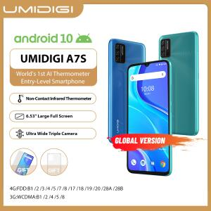 Smartphone Umidigi A7S Global R$373