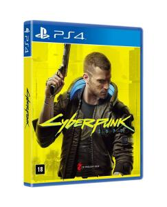 (AME 142) Jogo Cyberpunk 2077 - PS4 - R$149