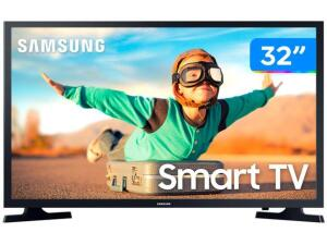 "[MAGALUPAY R$999,00] Smart TV LED 32"" Samsung R$1199"