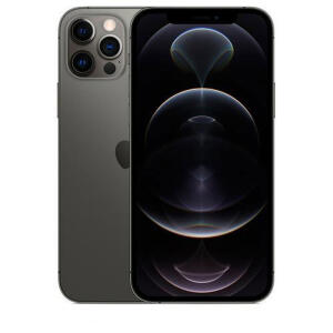 "iPhone 12 Pro Max Grafite, com Tela de 6,7"" R$8580"