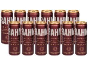 Cerveja Brahma Duplo Malte 350ml - 12 Unidades R$38