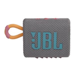 CAIXA DE SOM JBL GO 3 BLUETOOTH 4.2W CINZA - R$250