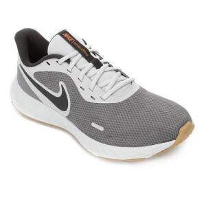 Tênis Nike Revolution 5 Masculino - Cinza - R$142