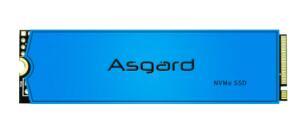 SSD M2 NVME Asgard 1TB 3300/2500 mb/s | R$ 700