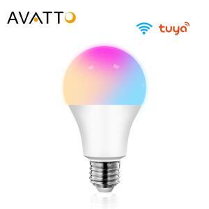 Lâmpada LED Inteligente RGBW 15w tuya (Smart Life) wifi, e27 rgb - R$49