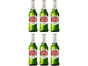Cerveja Stella Artois Belgium Lager 24 unidades- 275ml - R$91