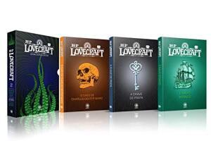 [PRIME] Box HP Lovecraft: Os melhores contos (capa comum) | R$36