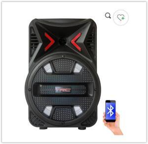 Caixa de Som Amplificada TRC 5511   R$ 179