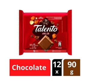 [app+ cliente ouro]36 unidades de talento 90g   R$67