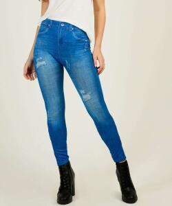 Calça Feminina Legging Jeans Marisa R$23