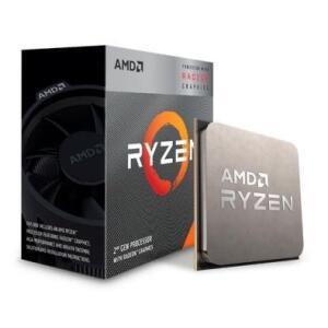 Processador AMD Ryzen 3 3200G, Cache 4MB, 3.6GHz (4GHz Max Turbo), AM4 | R$ 798