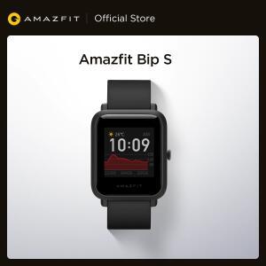 Smartwatch amazfit bip s 5atm R$409