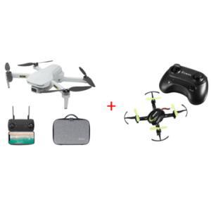 Drone Eachine EX5 GPS 5G + Mini Drone Eachine E009 | R$766