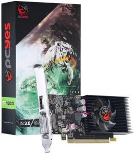 Placa de Video Nvidia Geforce GT 1030 2GB GDDR5 64 - R$456