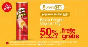 [AME 50%] pringles original 114g - R$8