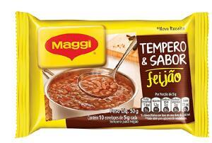 [PRIME + Rec] Maggi, Tempero & Sabor, Feijão, 50g (mín. 5) | R$1,60