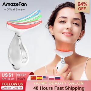 Massageador de Pescoço Amazefan Phototherapy | R$81