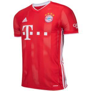 Camisa Bayern de Munique I 20/21 Adidas - Masculina   R$250