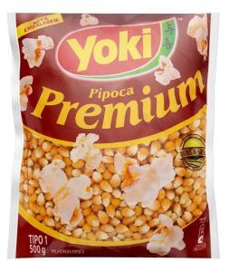 [PRIME] Pipoca Premium Yoki 500g