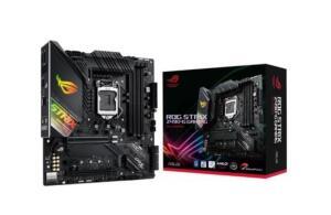 Placa-mãe Asus ROG STRIX Z490-G GAMING, Intel LGA 1200, mATX, DDR4 - R$1.300