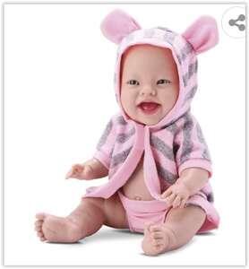 Boneca Bambola Baby Babilina Banho | R$ 28