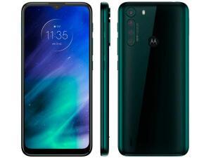 [APP+CLIENTE OURO] Smartphone Motorola One Fusion 128GB Verde | R$1281