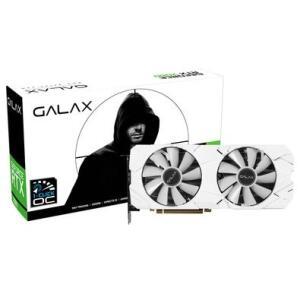 Placa de Vídeo GALAX NVIDIA GeForce RTX 2060 PLUS EX White 6GB | R$2200